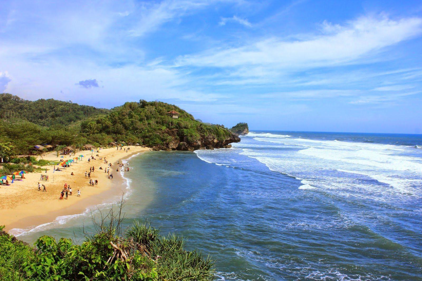 Pantai Jogja: Pantai Sundak