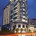 Menikmati Malam di Hotel Panghegar Bandung