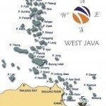 Peta Kepulauan Seribu dengan Sejuta Pesona Alam Tiap Pulaunya