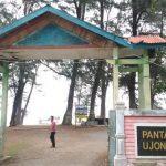 Keindahan Garis Pantai yang Lebar di Pantai Ujong Batee