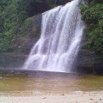 Air Terjun Rombo Dait, Obyek Wisata Alam Tersembunyi di Kalimantan Barat