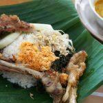 Kuliner khas Trenggalek, Ayam Lodho yang Begitu Nikmat