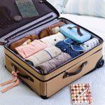 Tips Mudah Cara Packing Untuk Pakaian Wanita