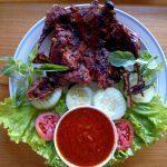 Tak Hanya Ayam Taliwang, Menu Ayam Rarang khas Lombok Juga Menjadi Salah Satu Menu Favorit