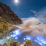 Obyek Wisata Kawah Gunung Ijen Tempat Melihat Blue Fire di Indonesia