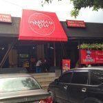 Pulut Mango, Dessert Manis dan Lezat di Kedai Mamah Eha