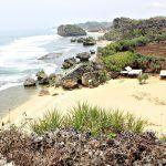 Pantai Baru di Kawasan Gunungkidul Dengan Panorama Keindahan yang Mempesona