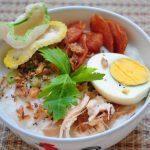 Apa Jadinya Jika Bubur yang Disediakan di Sebuah Rumah Makan Menggunakan Daging Ayam Kalkun?