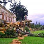 Kawasan di Kaki Gunung Gede Pangrango Menyuguhkan Panorama Keindahan Alam yang Sangat Memanjakan Mata