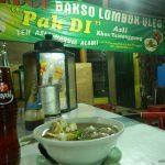 Bakso Lombok Uleg Pak Di