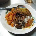 Nasi Uduk Jengkol, Menu yang Pas Saat Perut Keroncongan di Malam Hari